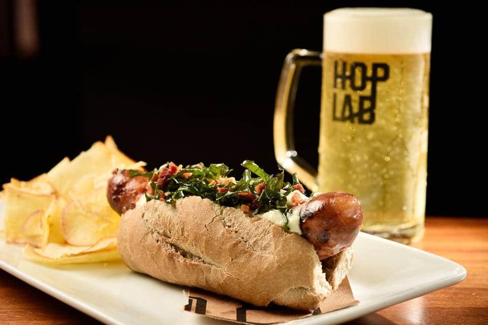 Hop Lab Pub.