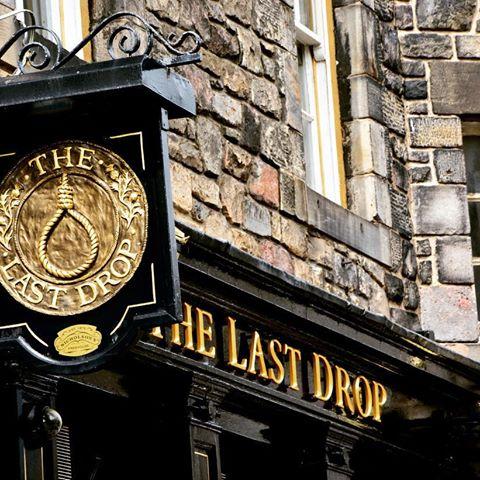 The Last Drop Tavern.