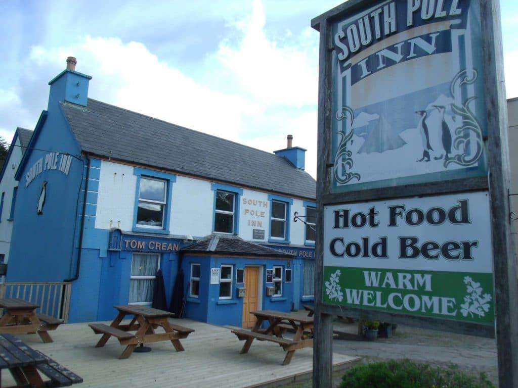 South Pole Inn.