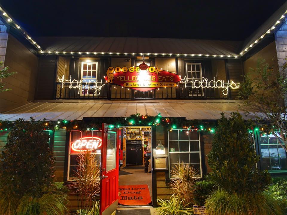 Yellow Dog Eats é um dos excelentes bares de cerveja artesanal em Orlando.