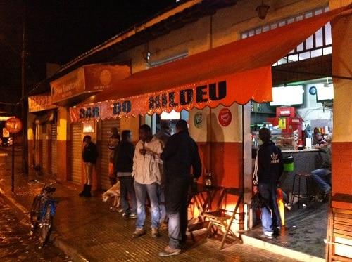 Bar do Hildeu.