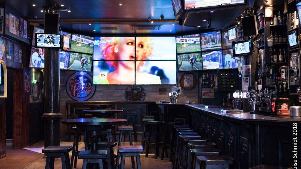 Big Game Sports Bar em Bruxelas