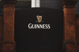 Fábrica da cerveja Guinness na Irlanda