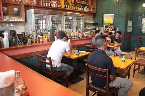 Restaurante Mocotó.