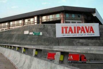 Fábrica da Cerveja Itaipava.