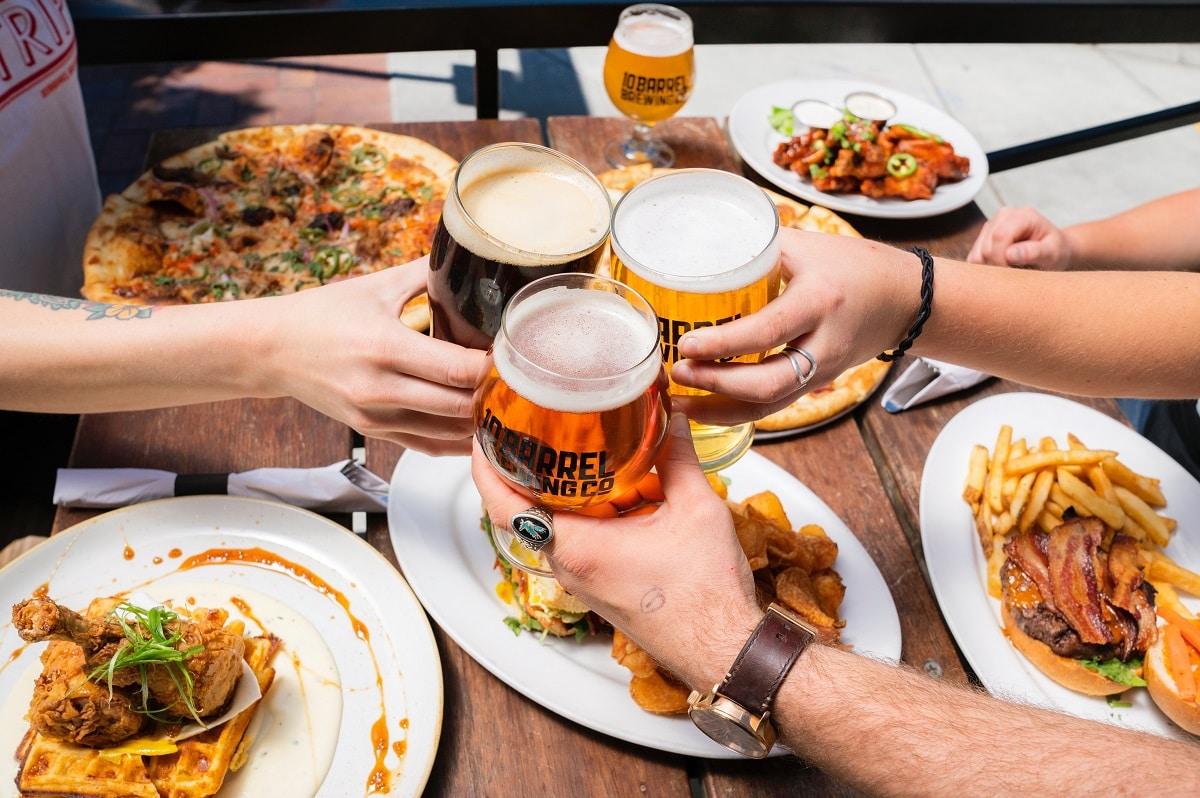 Harmonização de cerveja e comida