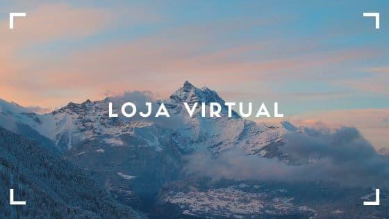 Loja virtual do Vou no Mundo