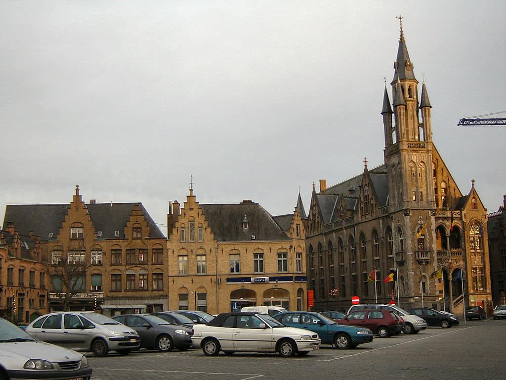 Poperinge City Hall