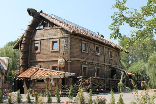 Arca de Noé em Ternopil