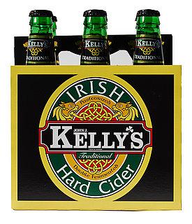 Kelly's Irish Cider