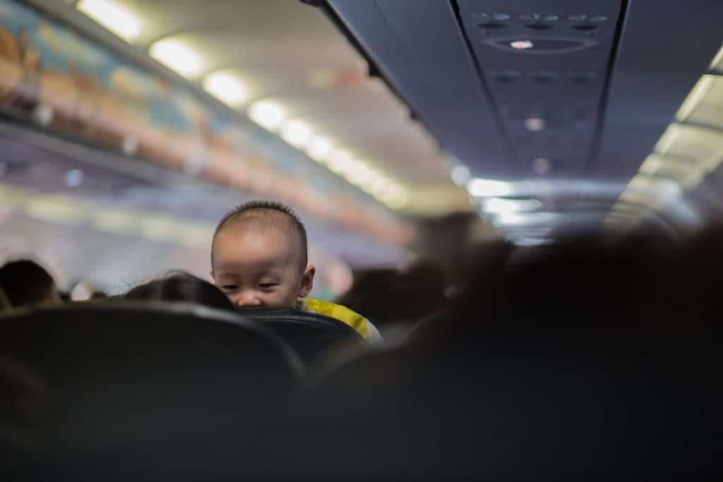 Seguro viagem com acompanhamento de menores