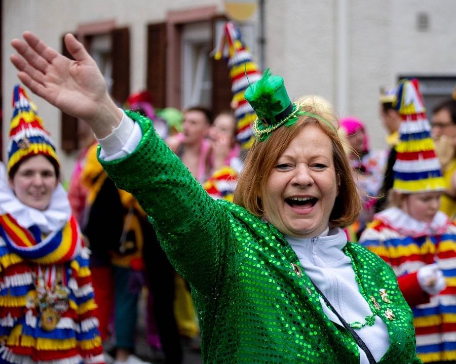 St Patrick's Day em Dublin, Irlanda