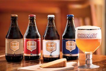 Cervejaria Trapista Chimay.