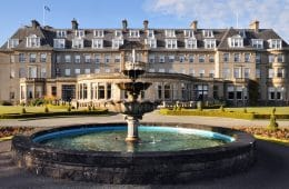 Hotel Gleneagles.