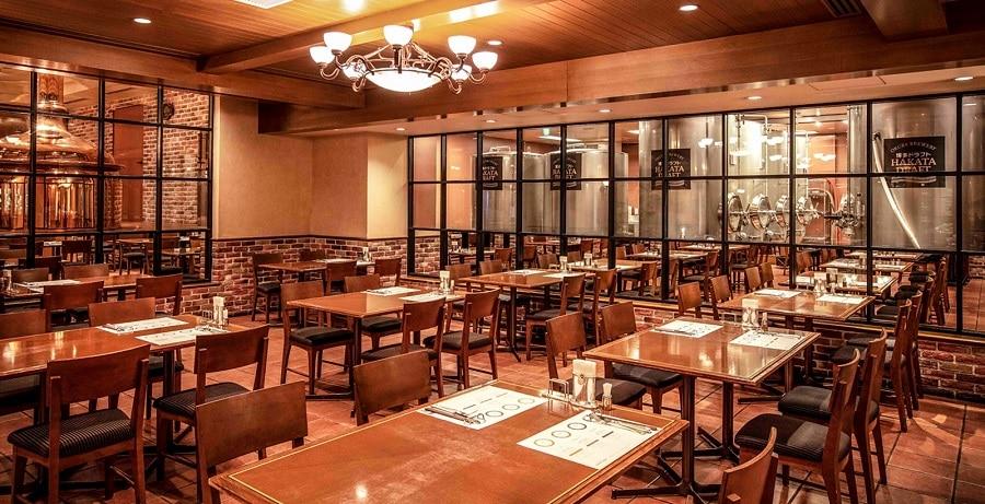 Hotel Okura.