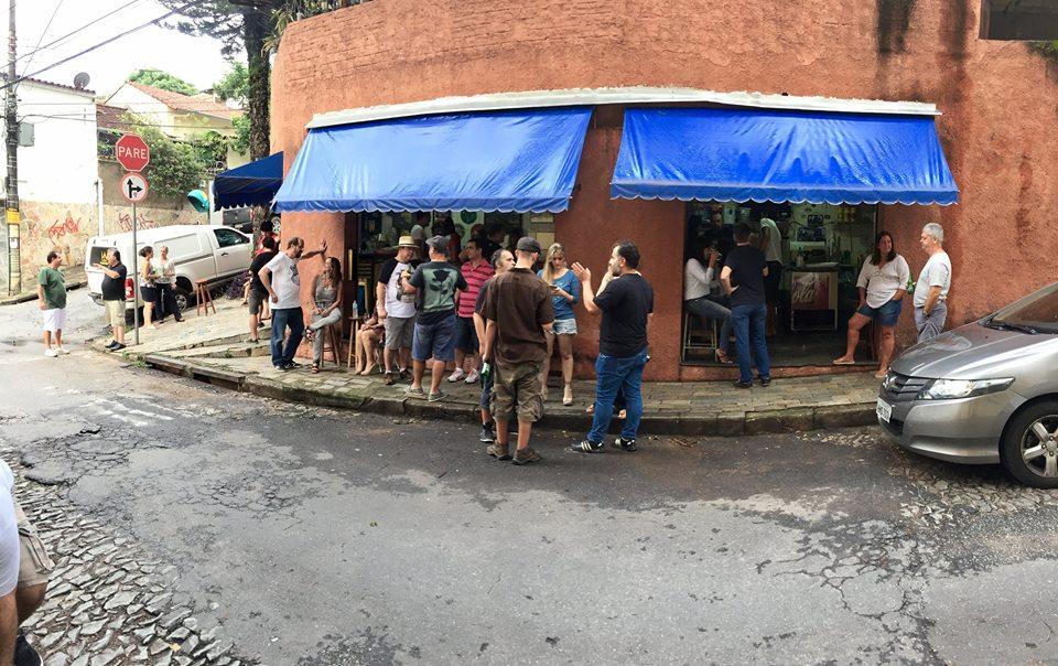 Bar do Edinho.