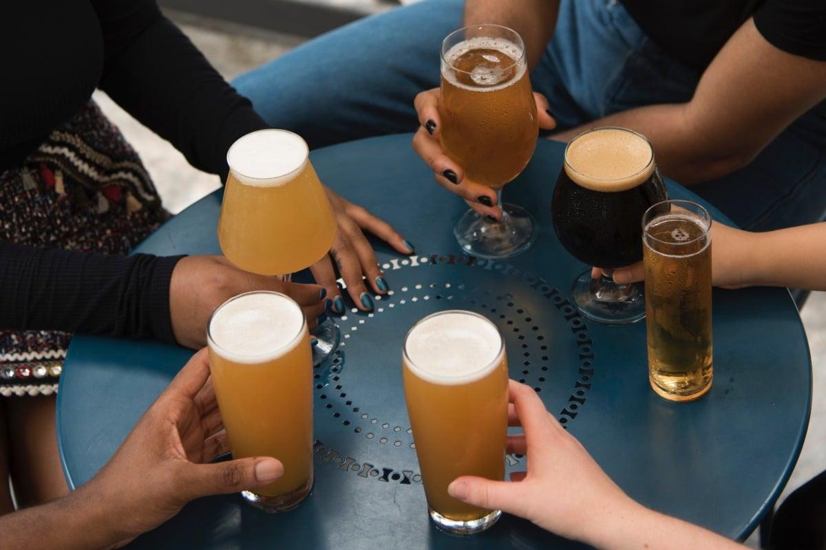 Cerveja artesanal em Belo Horizonte.