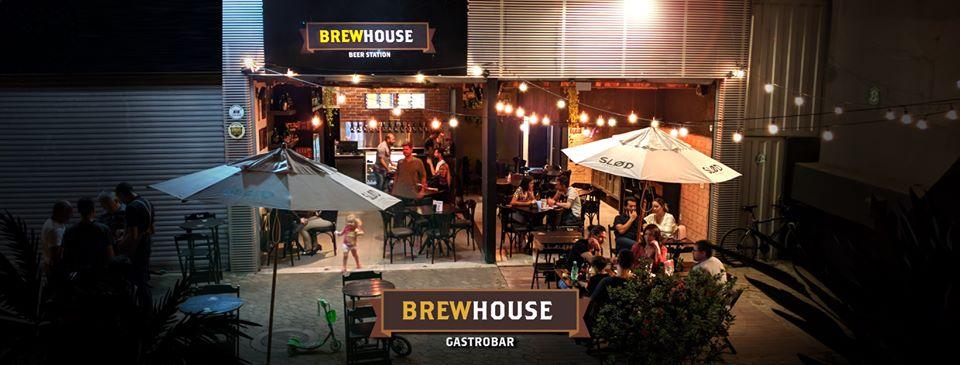 Brewhouse Gastrobar.