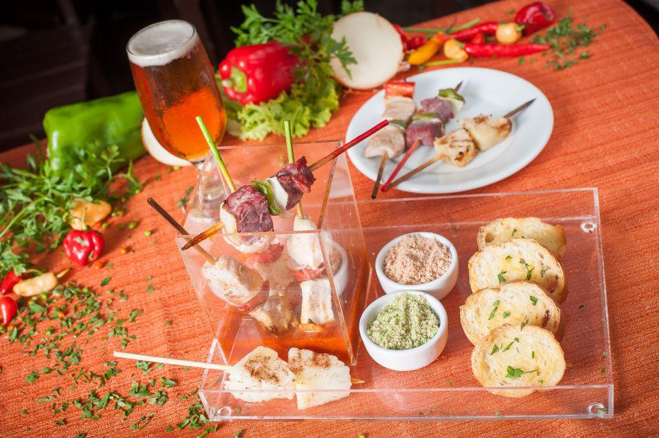 Chef Tulio Internacional Butiquim.