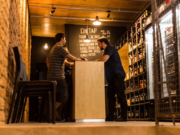 Craft Station: o reduto dos beer hunters e amantes de cerveja artesanal em Belo Horizonte.
