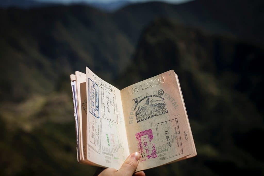 Passaporte é um documento obrigatório para tirar o visto americano de turismo.