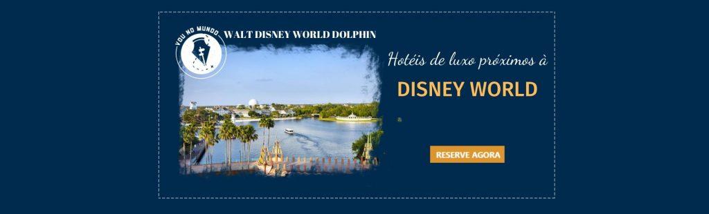 Hotéis de luxo próximos à Disney em Orlando