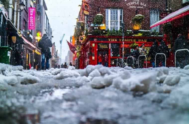 Imprevisto em Dublin