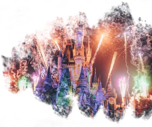 Parque da Disney em Orlando