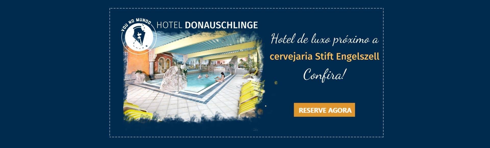 Hotel Donauschlinge na Austria