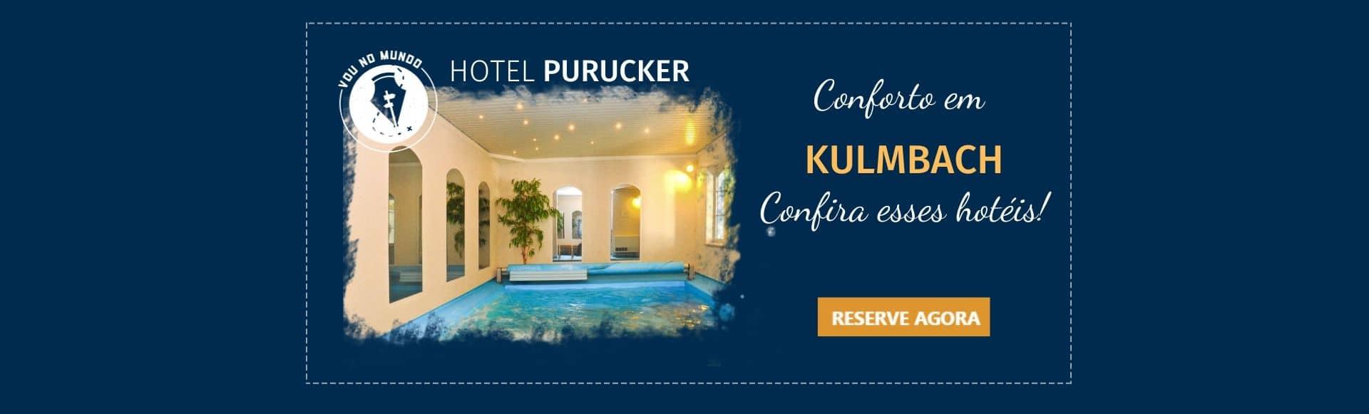 Hotel Purucker em Kulmbach, Alemanha.