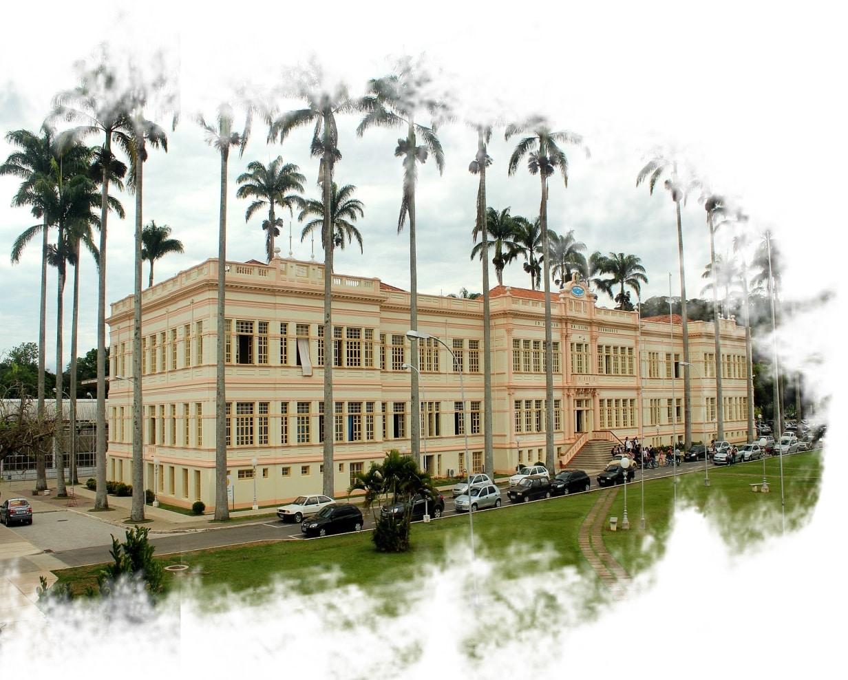 Prédio da UFV - Universidade Federal de Viçosa