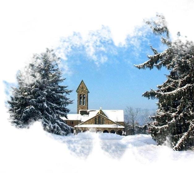 Abadia de St. Joseph em Spencer, Estados Unidos.