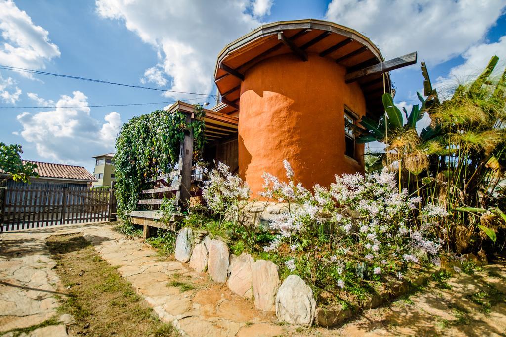 Bio Chalé em Carrancas, Minas Gerais.