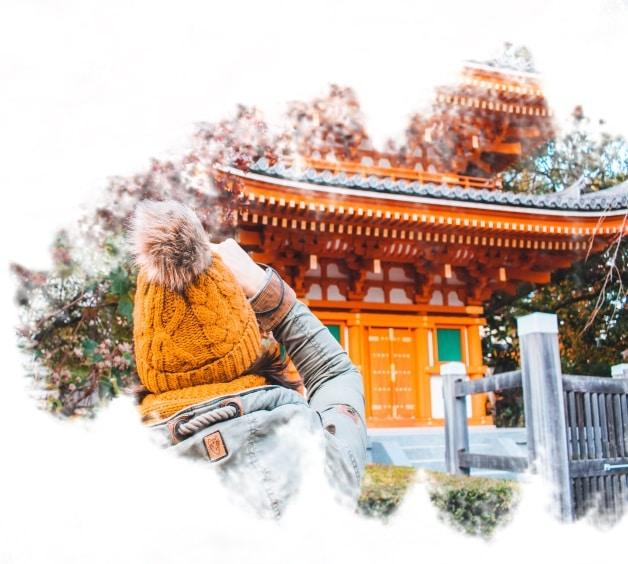 Prefeitura de Fukuoka, no Japão.