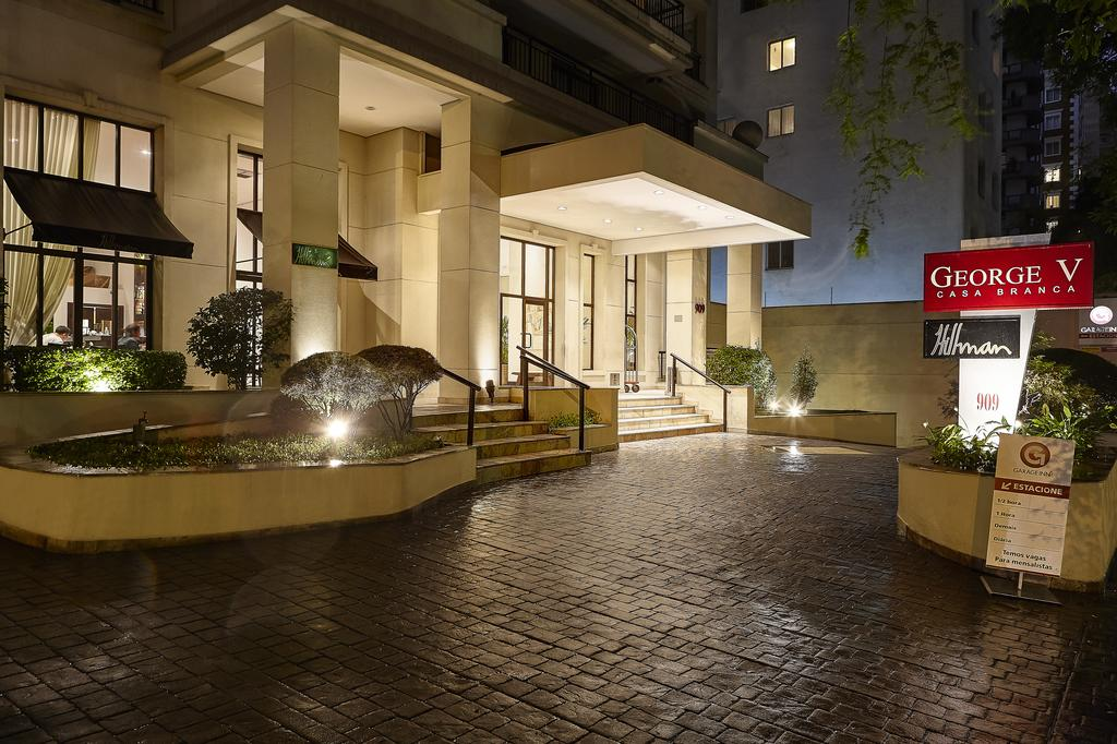 Hotel George V Residence Casa Branca.