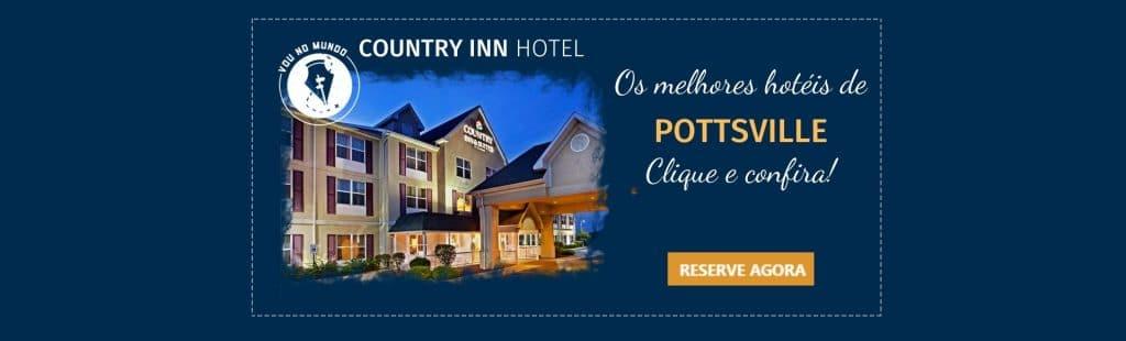 Country Inn & Suites by Radisson, Frackville, na cidade de Pottsville, EUA.