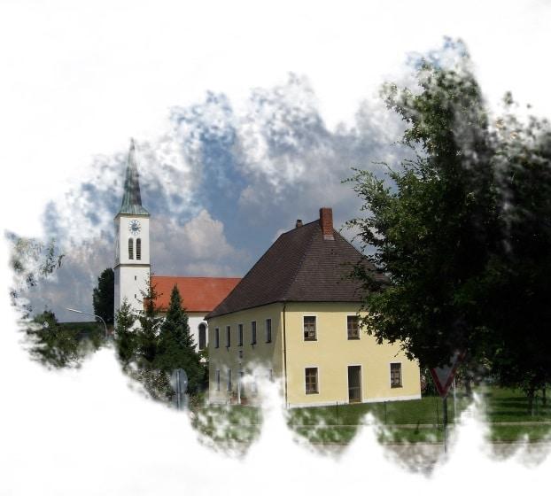 Mallersdorf-Pfaffenberg na Alemanha.