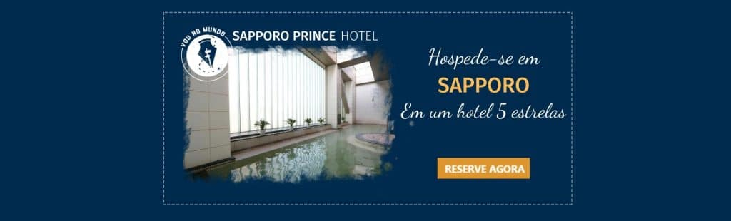 Sapporo Prince Hotel, no Japão.