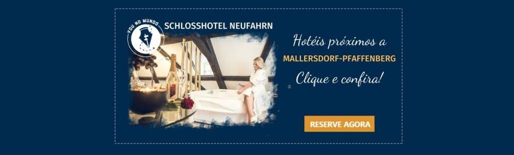 Hotel Schlosshotel Neufahrn em Mallersdorf-Pfaffenberg.