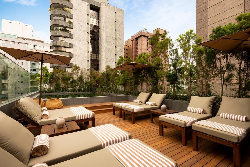 Spa do hotel Fasano em Belo Horizonte.