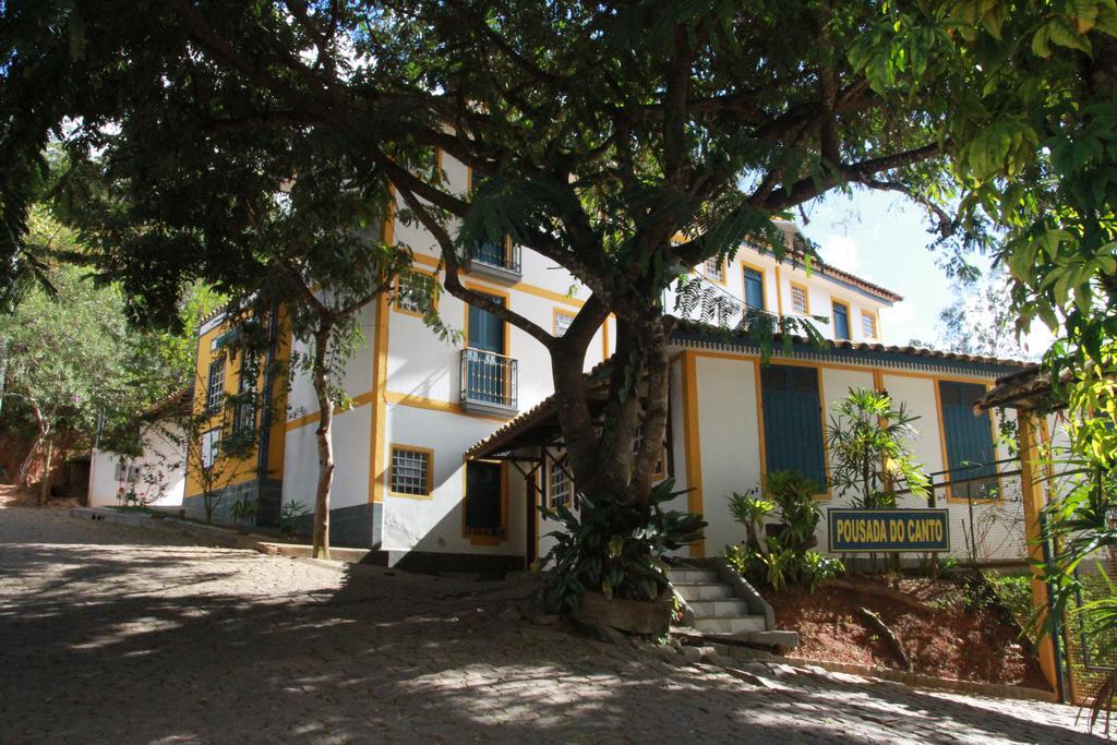 Pousada do Canto em Rio Acima é um dos vários lugares românticos próximos a Belo Horizonte.