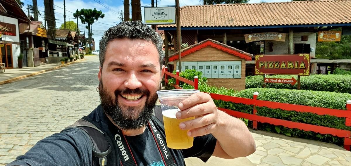 Cerveja artesanal em Monte Verde