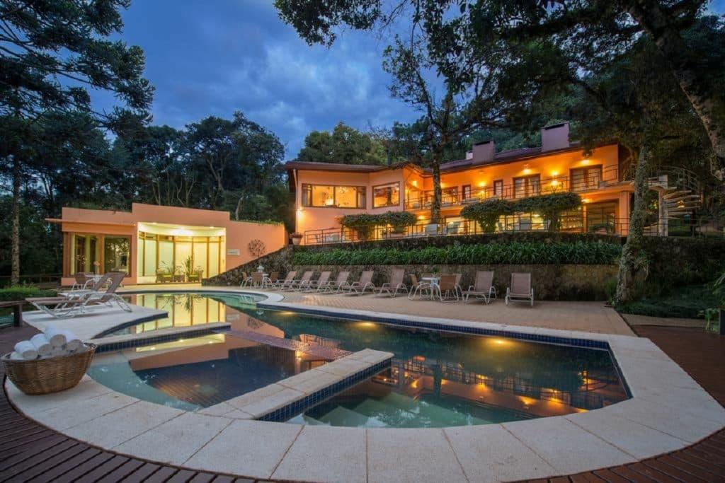 Onde se hospedar em Monte Verde - Hotel Kariuwa