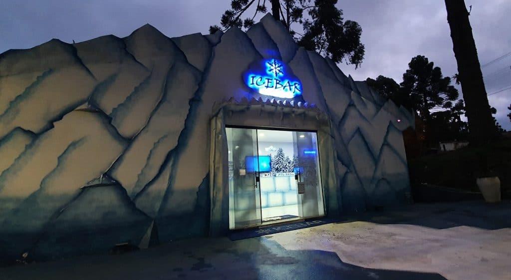 IceBar em Monte Verde.