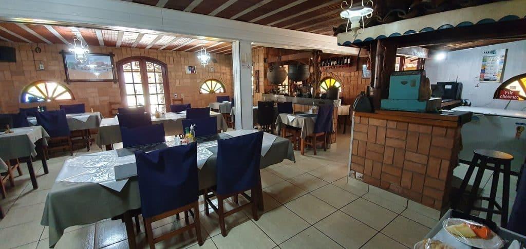 Restaurante da Pousa Chalana