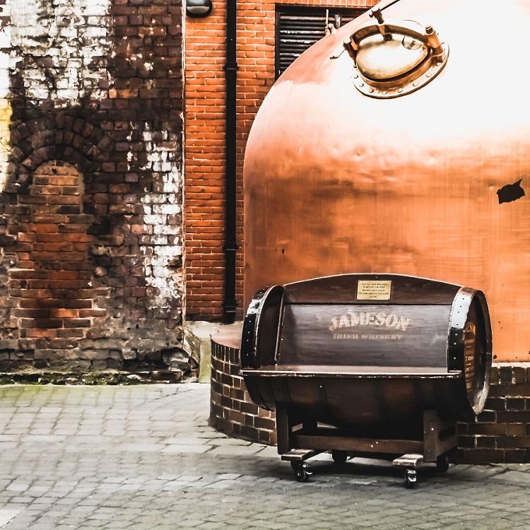 Old Jameson Destillary