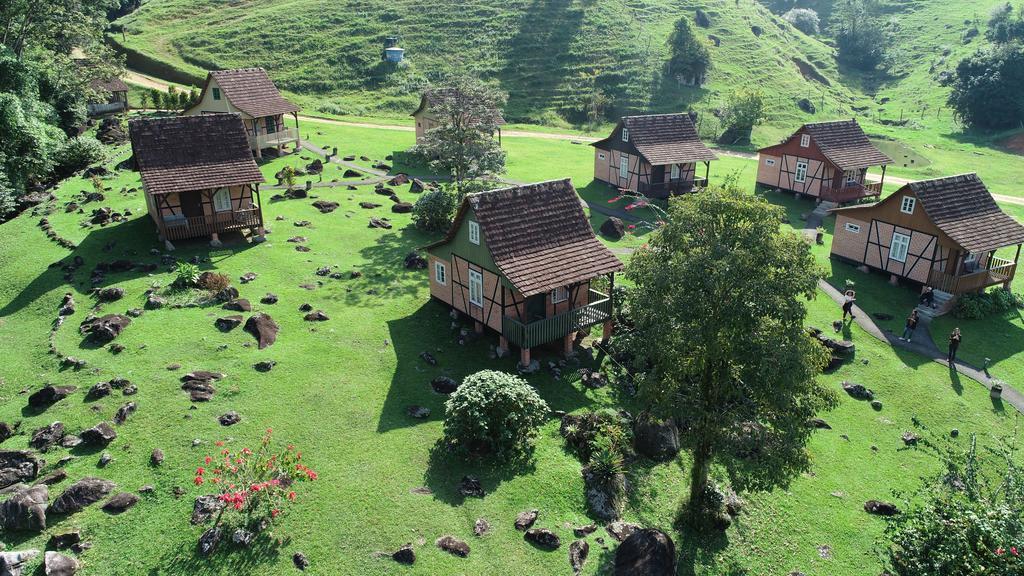 Pousada Rural Mundo Antigo em Pomerode