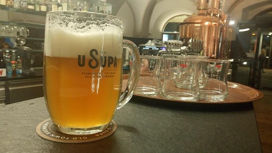Cervejaria U Supa.