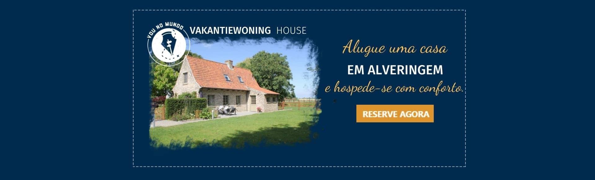 Hotel em Alveringem