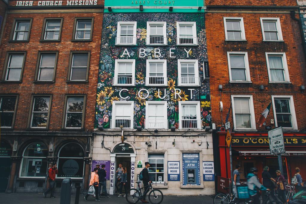 Hostel Abbey Court em Dublin.